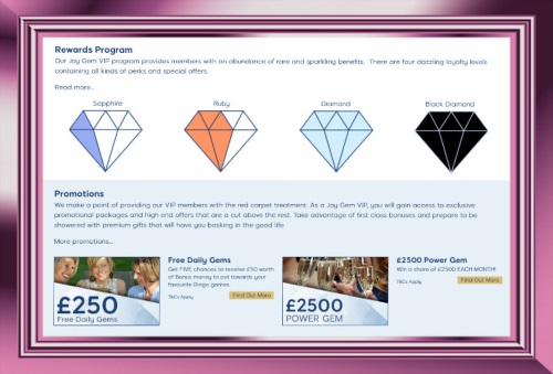 The Loyalty Scheme at 888ladies Offers Many Rewards