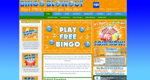 bingo blowout home