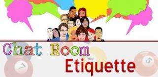 Bingo chat room etiquette