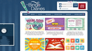 bingo diaries promotions