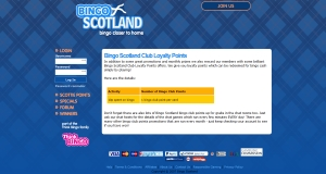 bingo scotland loyalty