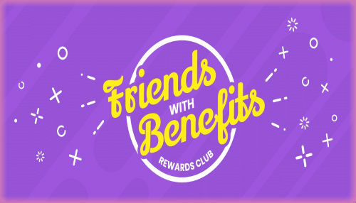 The Friends with Benefits Program