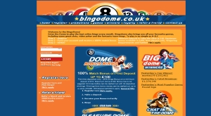 bingodome home