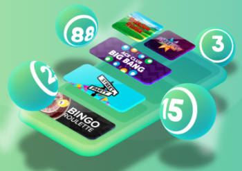 Check out the Bounce Bingo Slot Games