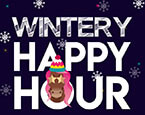 Win cash bonuses for diffrent games with Wintery Happy Hour Christmas promotion at Bucky Bingo