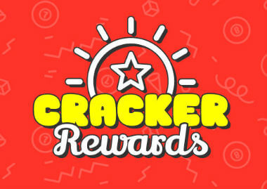Cracker Bingo rewards