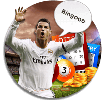 Christiano Ronaldo Played Bingo to Learn English
