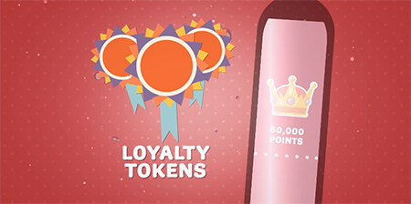 Loyalty Tokens at Dotty Bingo