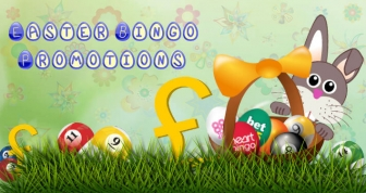 Easter & spring bingo promotions