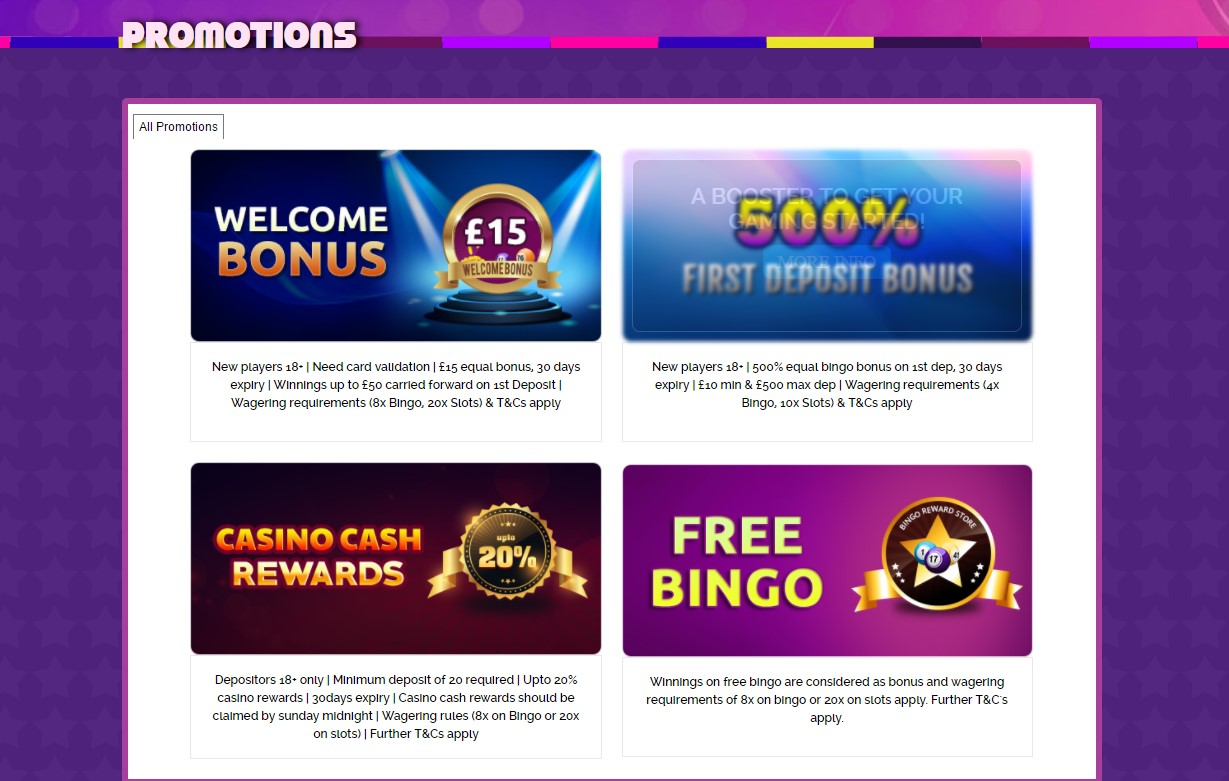 gravy train bingo promotions