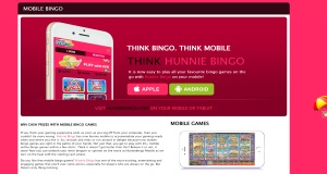 hunnie bingo mobile
