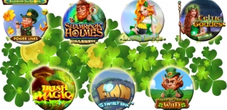 Irish-themed slots to try this St. Patrick's Day