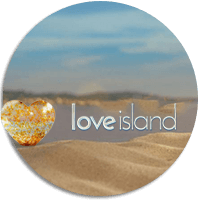 Love island TV show themed game at Sky Bingo