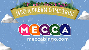 Mecca Dream Come True promotion - spin the wheel and win prizes