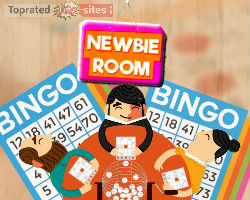 Enjoy the Bingo Newbie Rooms