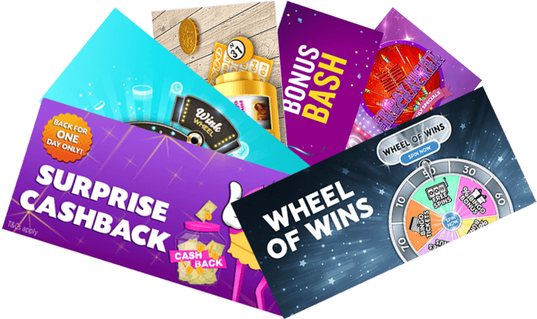 Bingo Players Can Take part in Many Ongoing Promotions