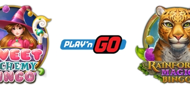 Play'n GO add two games to their video bingo catalogue