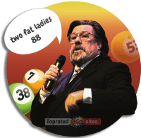 Ricky Tomlinson Loves to Play Bingo