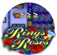 Rings and Roses is a love-themed slot to bring you a little romance