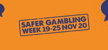 Safer Gambling Week 2020