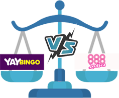 YayBingo vs 888Ladies