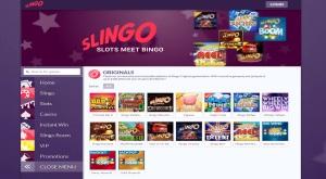 Slingo Bingo Review - Fun Brand with Great Promo Codes