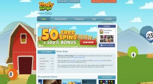 Woolly Bingo - enjouy the world of online bingo and slots